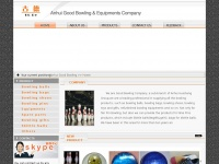 bowling-product.com