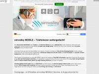 Homepage simvalley MOBILE & offizielles Service- & Support-Portal: Hotline, Handbücher,          Treiber, FAQs