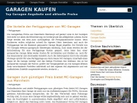 Presseportal Garagen Kaufen