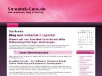 somatek-care.de