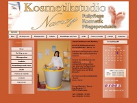 kosmetikstudio-nancy.de