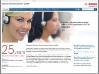 boschcommunicationcenter.com