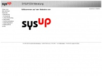 sysup.ch