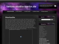 Tattoo Studios Berlin, Informationen zu Tattoo Berlin oder Tatoo Berlin