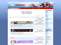 Topofgames.com - Top 100. Top 200. Top 10000. Top of Games. Private servers and game sites. Lineage2, Kalonline, Ragnarok Online, 2Moons, Priston Tale, RF online, World of Warcraft, Knight Online