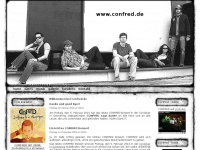 www.confred.de - Bandpage - Home