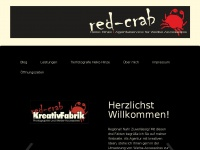 red-crab die KreativFabrik