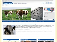 Kraiburg-agri.de - Gummimatte Stall | KRAIBURG Elastik GmbH