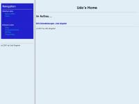 Udo's Home