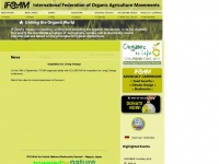ifoam.org |  International Federation of Organic Agriculture Movements