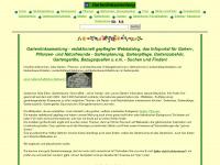 Gartenlinksammlung redaktionell gepflegte Webtipps für Garten-, Pflanzen- und Naturfreunde zum Thema Garten und Pflanzen u.v.m.