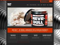 NEVR-DULL - Die original amerikanische METALL-HOCHGLANZ-POLIERWATTE