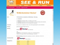 see and run, Bordesholmer Seelauf, TSV Bordesholm
