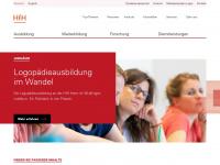 HfH - Interkantonale Hochschule für Heilpädagogik - Hochschule, Heilpädagogik, MAS, CAS, Logopädie, Psychomotorik, Gebärdensprachdolmetschen