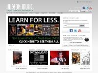 hudsonmusic.com