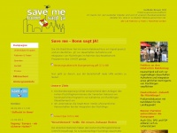 Kampagne - save me Bonn