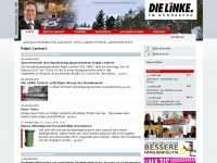 Ralph Lenkert - DIE LINKE. : Aktuell