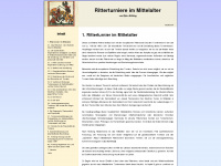 ritterturniere-im-mittelalter.de