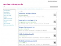 wochenzeitungen.de