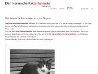 Literarischer-katzenkalender.de - Literarischer Katzenkalender