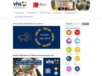Vhs-giessen.de - Startseite