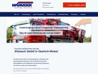 Wukasch GmbH in Oestrich-Winkel - Umweltbewusstenservice rund um den Kanal