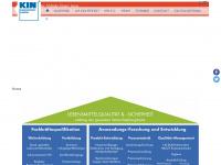 Lebensmittelinstitut KIN e.V. - Home