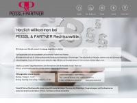 Herzlich willkommen bei PEISSL & PARTNER Rechtsanwälte.