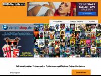 DVD Verleih online: Preisvergleich, Erfahrungen und Test von Onlinevideotheken