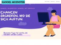 Handel Münster - Münsterland - Gewerbe - Dienstleistungen - Nachrichten - Regionalportal - Branchenverzeichnis - Zimmerverzeichnis - Anzeigenmärkte - Arbeitsangebote