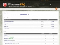 Windows 7 FAQ Forum