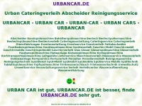 urbancar.de