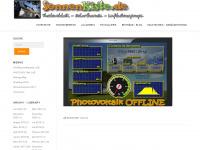 Ω - www.sonnenkiste.de - Casa del Sol - Photovoltaik - Solarthermie - Wärmepumpe - Ω