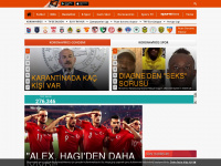 Sporx.com - Sporx - Türkiye'nin En iyi Spor Sitesi - Spor Haberleri, Oyun, Video, Futbol, Basketbol, Yazarlar, Haber