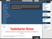 Yachtcharter Ostsee | ostsee-charter-yacht.de - Traum-Urlaubs-Yachten an der Ostsee!