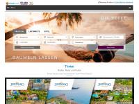 Ferien-touristik.de - All Inklusive Reisen und Pauschalreisen mit: FERIEN Touristik
