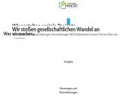 Werkstatt PARITÄT gemeinnützige GmbH | Soziale Impulse - Projekte - Lösungen
