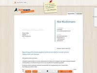 anschreiben2go.de