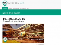 ux-congress.com