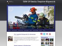Technisches Hilfswerk THW Berlin Treptow K�penick | Eins�tze, Fotos, Berichte und Infos aus dem THW Ortsverband Treptow-K�penick