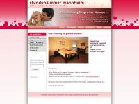 Stundenzimmer-mannheim.de - Stundenwohnung bei Mannheim: Willkommen in Ihrer Privatsphäre !