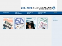 schuenemann-verlag.de Thumbnail