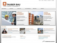 Tauber Bau N&uuml;rnberg - Hochbau, Ingenieurbau und Schl&uuml;sselfertigbau