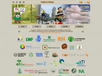 Das Internetportal www.waldundklima.net - Wald, Waldbewirtschaftung, Holznutzung zum Klimaschutz ‡†‡