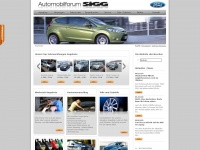 Ford Automobilforum SIGG &bull;  Startseite