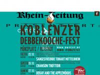 Koblenzer Debbekoochefest Fest
