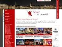 Hamburg Locations: Eventlocations, Location, Catering, Hochzeitslocations, Hochzeit