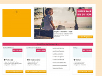 Thomascook.de - Thomas Cook - G&uuml;nstige Reiseangebote online buchen und sparen!