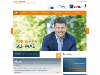andreas-schwab.de Thumbnail