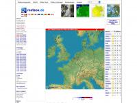 Meteox.de - Europäisches NiederschlagsRadar